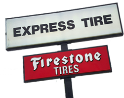 Express Tire / Firestone